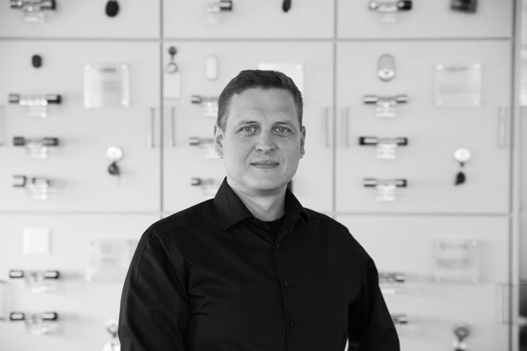 Benedik Thiele – Secutron Fachhandelspartner für Sicherheitstechnik in Düsseldorf