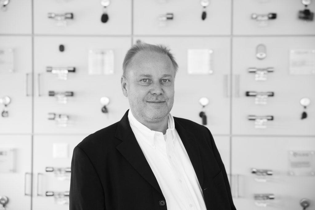Frank Gölzner – Secutron Fachhandelspartner für Sicherheitstechnik in Düsseldorf