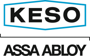 Keso assa abloy logo partner – Secutron Fachhandelspartner für Sicherheitstechnik in Düsseldorf